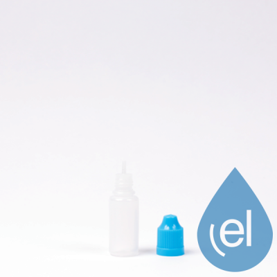 10ml-Single-Blue-Lid-Frosted-Bottle