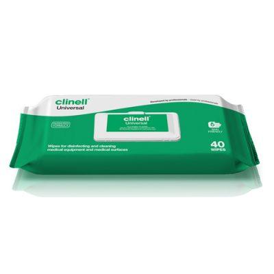 sanitising wipes
