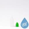 20ml-Single-Green-Lid-Frosted-Bottle