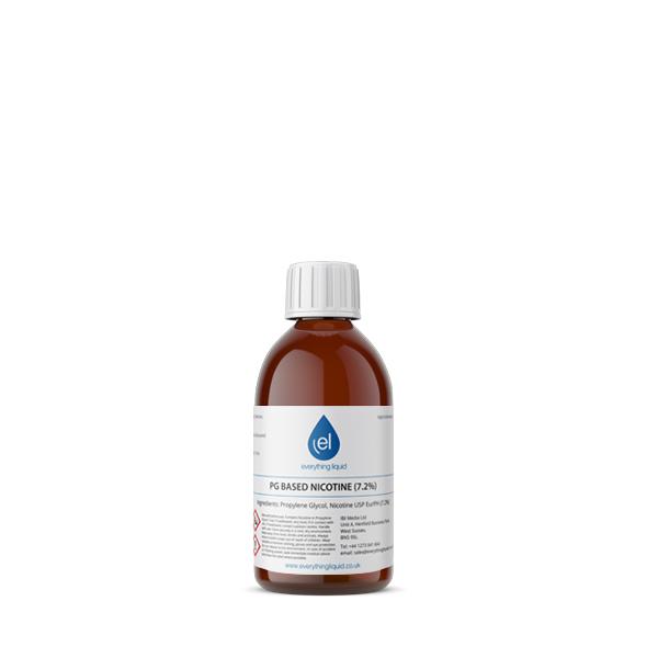 PG Based Liquid Nicotine (7 2%)