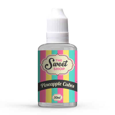 SS _pineapple cubes 30ml