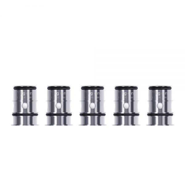 Aspire Tigon Coils - 5 Pack [1.2ohm]