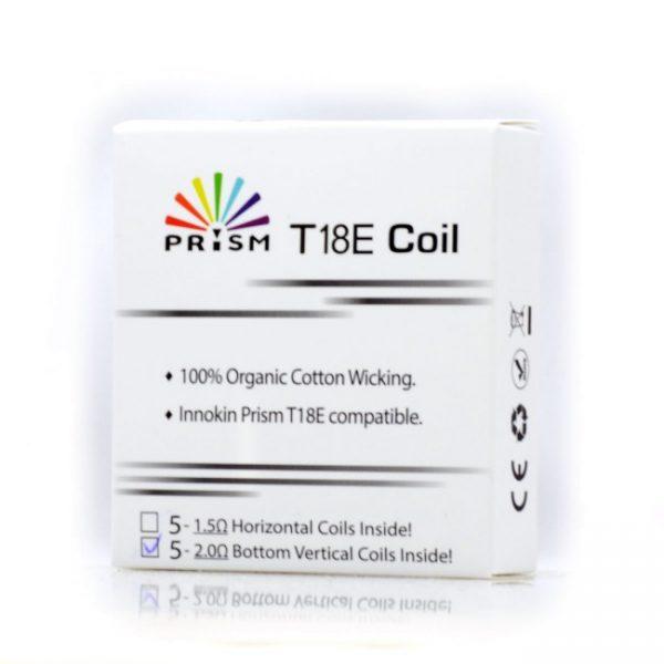 Innokin T18E Coils - 5 Pack [1.5ohm]