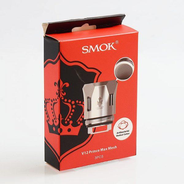 Smok TFV12 Prince Coils - 3 Pack [Max Mesh]