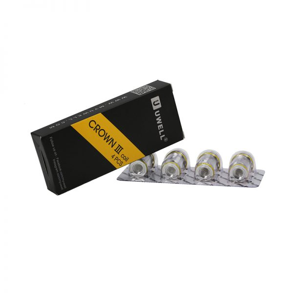Uwell Crown 3 Coils - 4 Pack [UN2 Meshed Coils]