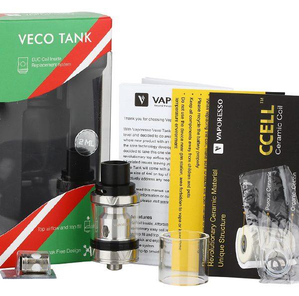 Vaporesso Veco Tank [Silver]